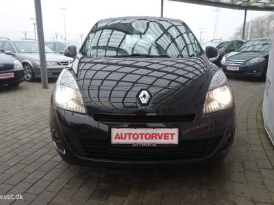 brugt Renault Grand Scénic 7 pers. 1,5 DCI FAP Authentique 110HK 6g