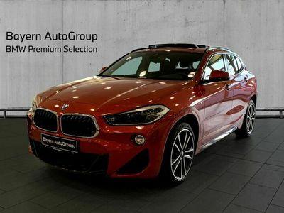 brugt BMW X2 2,0 sDrive18d M-Sport aut.