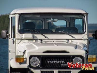 brugt Toyota Land Cruiser Toyota LandCruiser