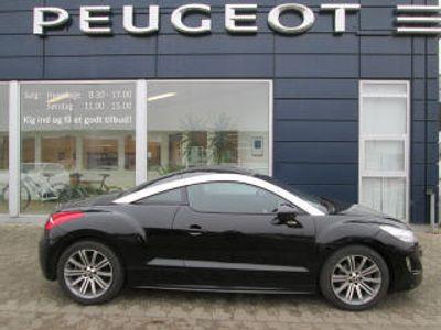 brugt Peugeot RCZ 1,6 156HK 2d 6g