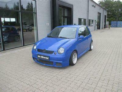 brugt VW Lupo 1,4 75HK 3d