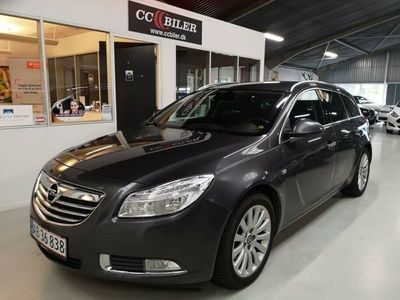 brugt Opel Insignia 2,0 CDTi 160 Cosmo ST