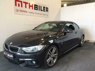 brugt BMW 435 i 3,0 306HK 2d 8g Aut.