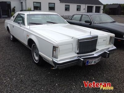 brugt Ford Lincoln Continental Mark V.