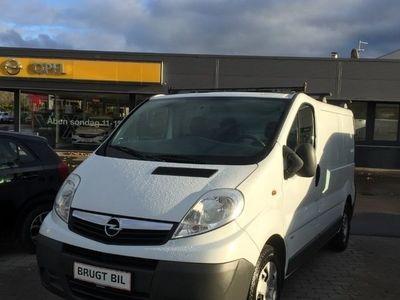 brugt Opel Vivaro 2,0CDTi 114 Van L1H1 eco