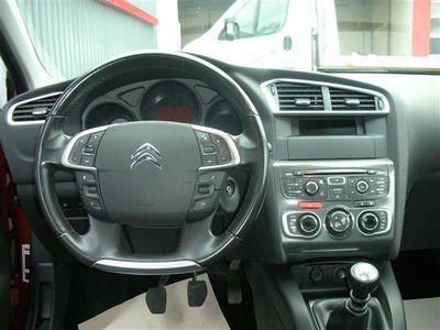 brugt Citroën C4 1,6 HDI Seduction 110HK 5d 6g