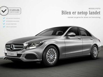 käytetty Mercedes C220 2,2 BlueTEC aut.