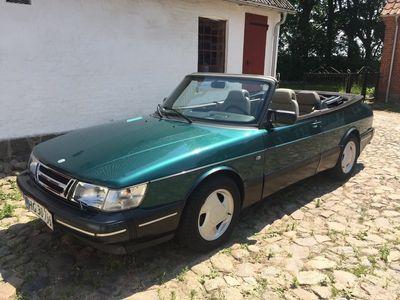 brugt Saab 900 Cabriolet T 16 Turbo
