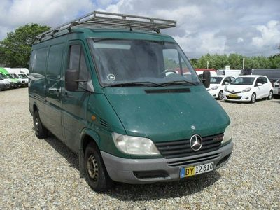used Mercedes Sprinter 213 2,2 CDi 35/28 Kassevogn
