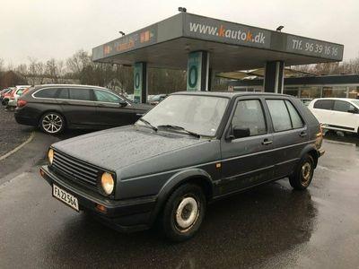 brugt VW Golf II 1,6 D