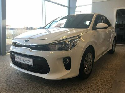 brugt Kia Rio 1,0 T-GDi Collection DCT