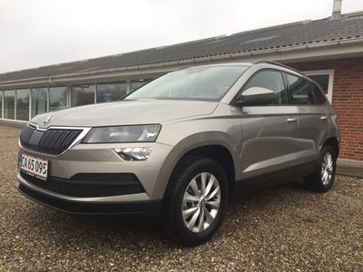 second-hand Skoda Karoq 1,0 TSI Ambition Plus Family 115HK 5d