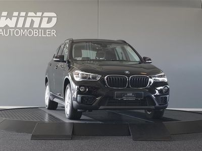 used BMW X1 20D 2,0 D SDrive Steptronic 190HK 5d 8g Aut.