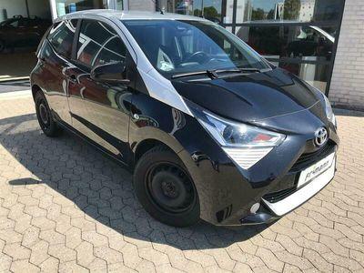 brugt Toyota Aygo 1,0 VVT-I X-Clusiv 72HK 5d A+++