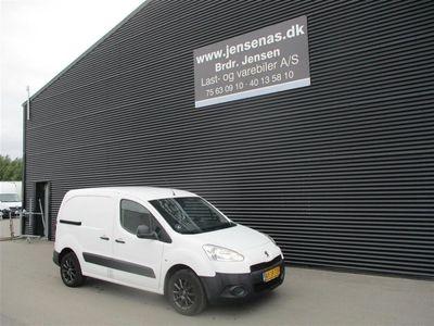 brugt Peugeot Partner 1,6 HDi L1N1 75HK Van 2012