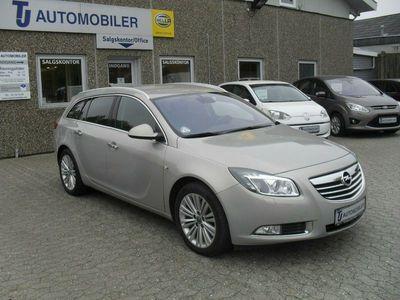 brugt Opel Insignia 2,0 CDTi 160 Cosmo ST aut.