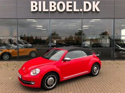 käytetty VW Beetle The1,4 TSi 150 Life Cabriolet DSG