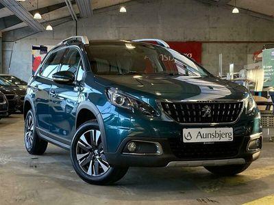 brugt Peugeot 2008 1,6 BlueHDi Allure 120HK 6g
