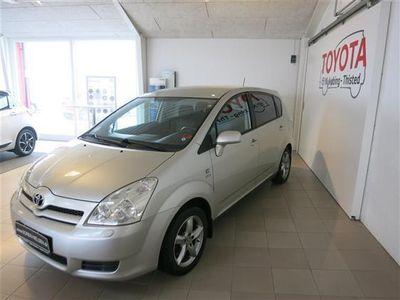 gebraucht Toyota Corolla Verso 7 pers. 1,8 Linea Sol MMT 129HK