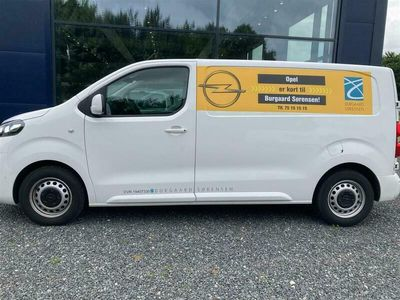 brugt Opel Vivaro L2V1 1,5 D Enjoy 120HK Van 6g