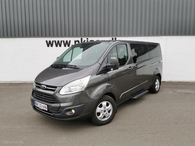 gebraucht Ford 300 Tourneo CustomL1H1 2,0 TDCi Limited 130HK