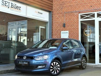 used VW Polo 1,0 TSi BlueMotion DSG 95HK aut 5d