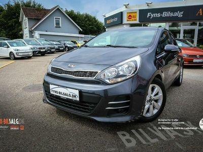 gebraucht Kia Rio 1,2 CVVT Attraction