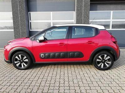 brugt Citroën C3 1,2 PureTech Skyline start/stop 110HK 5d