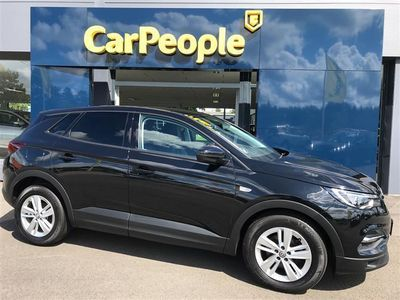 brugt Opel Grandland X 1,2 Direct Injection Turbo Enjoy Start/Stop 130HK 5d 6g