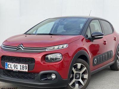 brugt Citroën C3 1,2 PureTech VTR Sport start/stop 82HK 5d