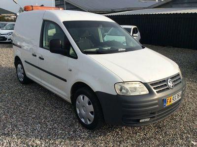 brugt VW Caddy 1,9 TDi 105 Van