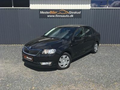 used Skoda Rapid 1,2 TSI Ambition 86HK 5d