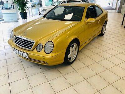 brugt Mercedes CLK55 AMG 5,4 AMG aut.