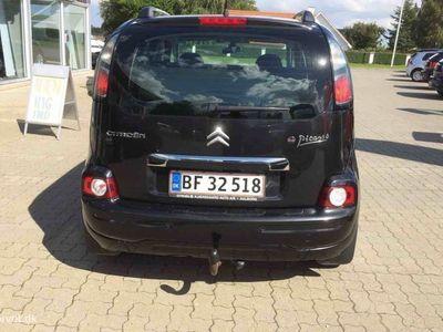 brugt Citroën C3 Picasso 1,6 HDI Comfort 110HK