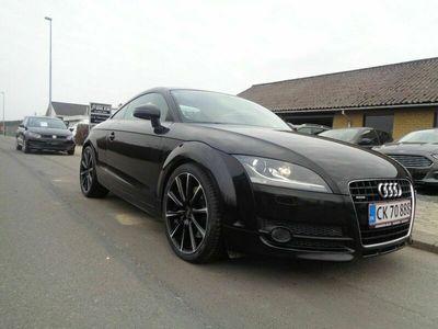 brugt Audi TT 3,2 V6 Coupé quattro S-tr.