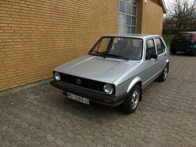 brugt VW Golf I 1,6 D