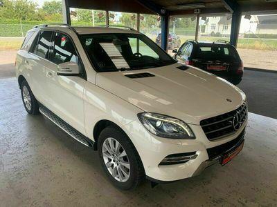 brugt Mercedes ML350 3,0 BlueTEC aut. 4Matic Van