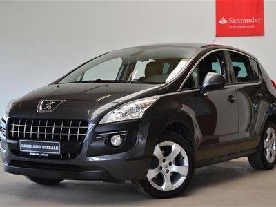 used Peugeot 3008 1,6 HDI FAP Premium 110HK 6g