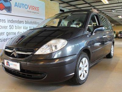 brugt Citroën C8 2,2 HDI 16V Elegance 130HK