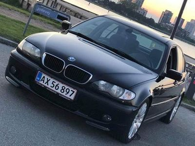 brugt BMW 316 i 1,9 E46