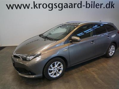 brugt Toyota Auris Touring Sports 1,8 B/EL H2 Comfort Safety Sense 13