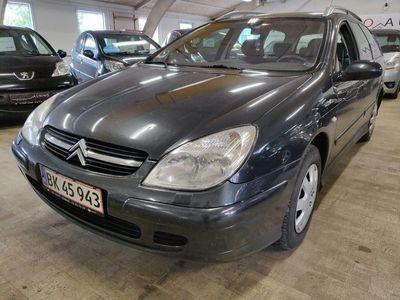 usado Citroën C5 2,0i 16V Prestige Weekend aut.