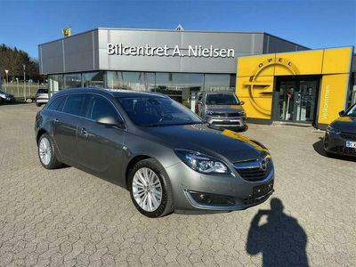 brugt Opel Insignia Sports Tourer 2,0 CDTI Cosmo 170HK Stc 6g Aut.