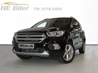 gebraucht Ford Kuga 1,5 SCTi 182 Titanium aut. AWD
