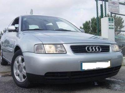 brugt Audi A3 1.6i AMBITION 1,6