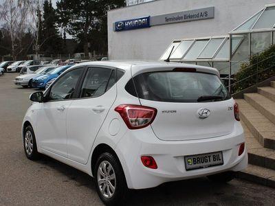 brugt Hyundai i10 1,0 Go Clim