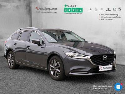 brugt Mazda 6 Sky-G 194 Premium stc. aut.
