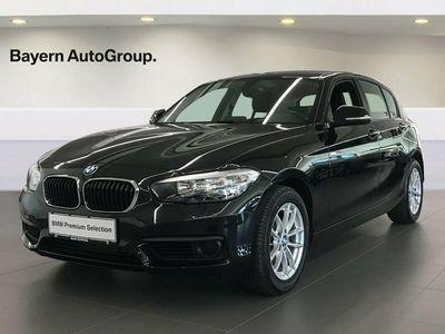 usata BMW 120 d 2,0 Connected aut.