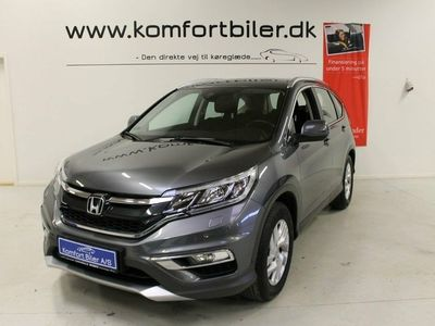 gebraucht Honda CR-V 1,6 i-DTEC Comfort