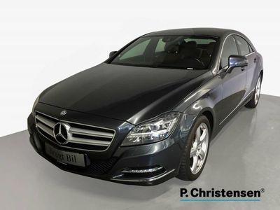 brugt Mercedes CLS350 3,0 CDi aut. BE
